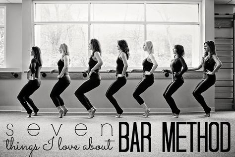 7 Things I Love About The Bar Method Workout http://www.chasingdavies.com/2014/07/7-things-i-love-about-bar-method-workout.html #barmethod