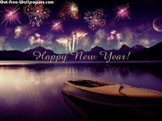 Download 2018 Fireworks HD Happy New Year 3D u0026 Digital Art HD