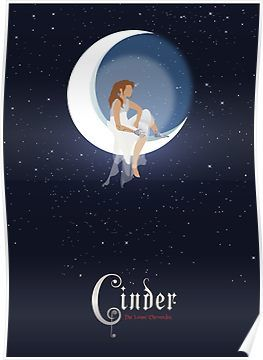cinder, the lunar chronicles Poster