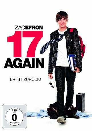 17 Otra Vez 17 Again 2009 17 Otra Vez Zac Efron Dvd