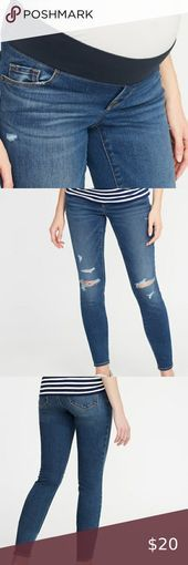 Mutterschaft Rockstar Jeans Mutterschaft Front Low Panel Distressed Röhrenjeans Old N #nailsaddict #nail2inspire #nailsofinstagram #nailpro #nails4today #styles #longhairstyles #locstyles #kidshairstyles #outfitsociety #outfitstyle #braidedhairstyles #crochethairstyles #garden_styles #gardenwedding