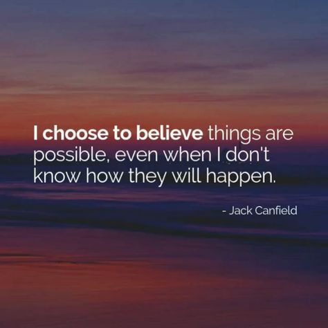 Do you believe? #lawofattraction #thesecret