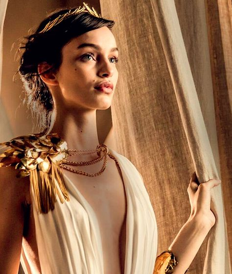 Find images and videos about model, goddess and luma grothe on We Heart It - the app to get lost in what you love. Story Inspiration, Character Inspiration, Luma Grothe, Greek Gods, Greek Mythology, Ancient Greece, Photos, Beautiful, Greek Goddess Dress