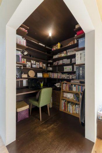 狭いゆえの工夫を重ねて小さい家で広く豊かに住む 小さい家 狭小ハウスのインテリア 家