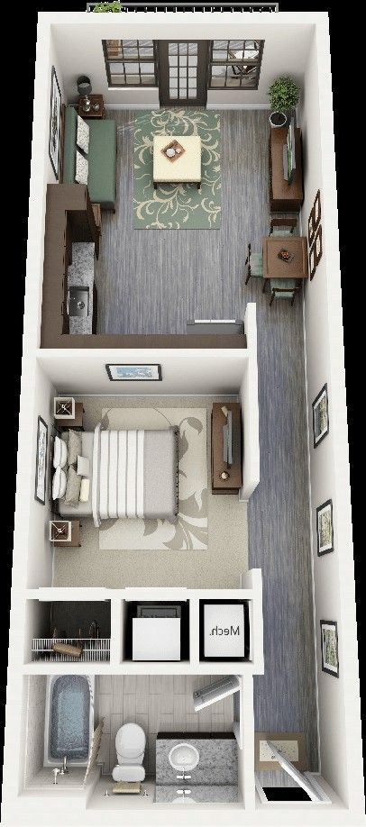 Simple 3d House Plan Maker Free Download Planos De Casas Chicas Diseno Casas Pequenas Planos De Casas