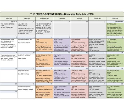 Documentary Film Production Schedule Template  Google Search