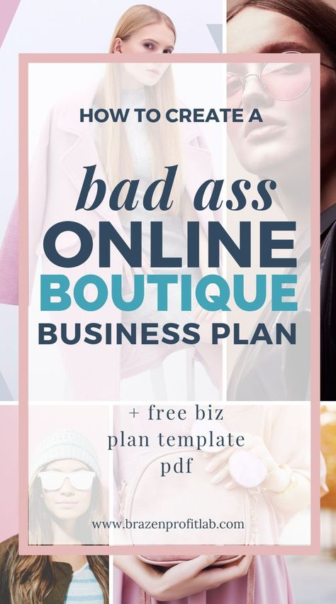How to Create Your Ecommerce Business Plan + FREE template PDF