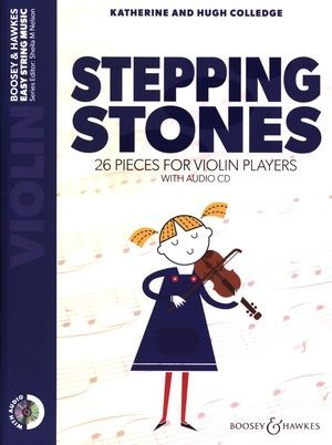Katherine Hugh Colledge Stepping Stones Violon Piano Particuliers 10 Marchands 25 Violon Partitions Violon Partitions De Chansons