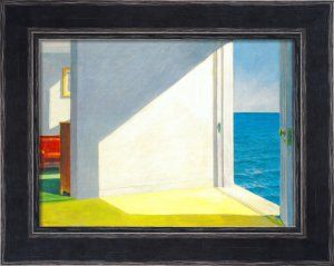 Rooms by the Sea by Edward Hopper Poster 11x14 SEASCAPE ART PRINT