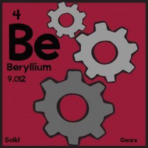 Beryllium the classic periodic table illustrated httpgoo beryllium the classic periodic table illustrated httpgookwfo0b the classic periodic table pinterest periodic table and chemistry urtaz Gallery