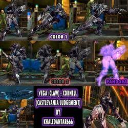 Street Fighter X Tekken Mods On Streetmodders Deviantart In 2020 Vega Art Girl Deviantart Modder base is the property of fighting game modders. pinterest