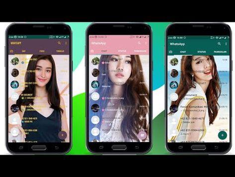 2 Tema Whatsapp Iphone Untuk Android Iphone Whatsapp Iphone Tema Whatsapp Iphone
