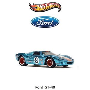Ford Gt 40 2020 Hot Wheels Mainline 2020 Hw Race Day 2020 Super