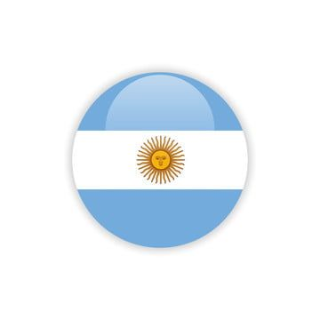 Button Argentina Flag Vector Template Design Flag Icons Button Icons Template Icons Png And Vector With Transparent Background For Free Download Flag Vector Template Design Flag Icon