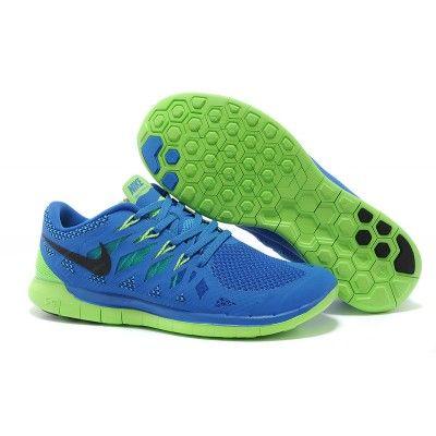 ... Lightweight Nike Free 5.0 Women's Running Shoe Light Green Blue |  Discount Nike Free 5.0 ...