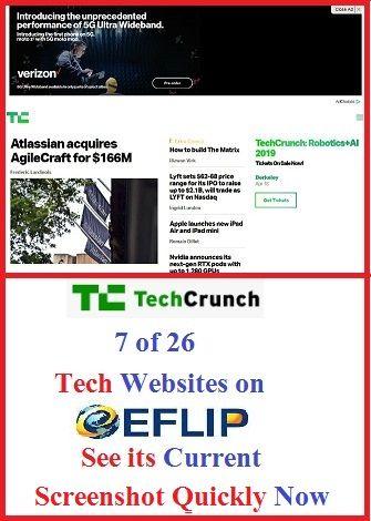 Techcrunch Media Kit
