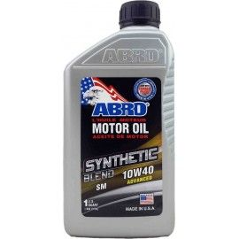 Abro Motor Oil Synthetic 10w40 1l Oils Motor Oil Car Care