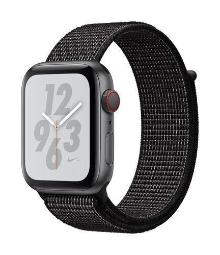 Watch Series 4 Nike Cellular Aluminium Space Grau Apple Watch Kaufen Apple Watch Space Grau Apfeluhr