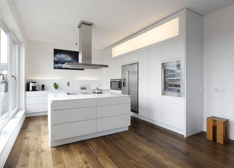 Beispiele Für Küche Ohne Griffe | Nails | Pinterest | Kitchens