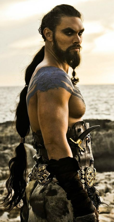 Khal Drogo | Community Post: 31 Fantastic Fictional Characters You Want To Spend A Snow Day With