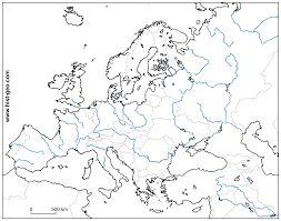 Mapa Mudo Rios Europa Blanco Y Negro.Resultado De Imagen De Mapa Relieve Europa Imprimir Mapa
