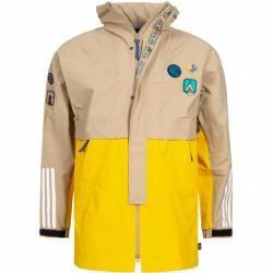 adidas x Pharrell Williams Hu Hiking 3 Layer Herren Jacke