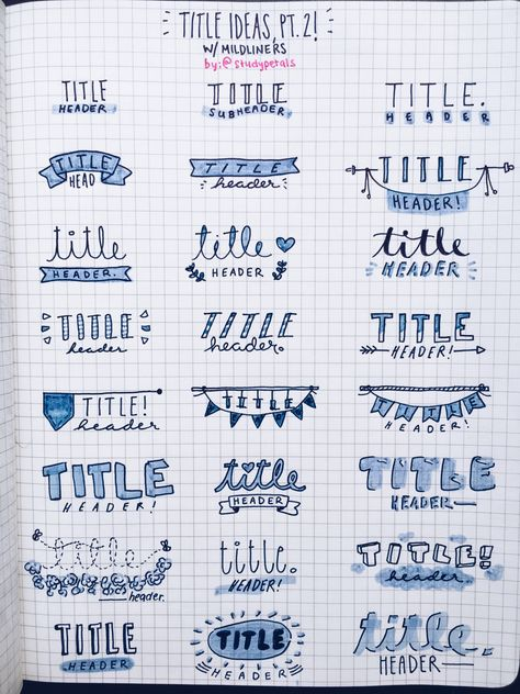 Imagen de blue, study, and title