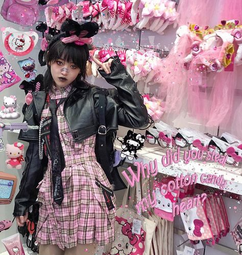 Goth Aesthetic, Aesthetic Fashion, Aesthetic Clothes, Aesthetic Outfit, Alternative Outfits, Alternative Fashion, Alternative Girls, Pastel Goth Fashion, Kawaii Fashion