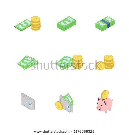 Chat Icon in trendy isometric style on grey   Speech bubble