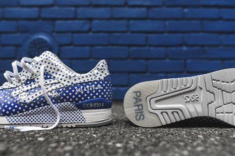 COLETTE x ASICS GEL LYTE III (DOTTY) Sneaker Freaker