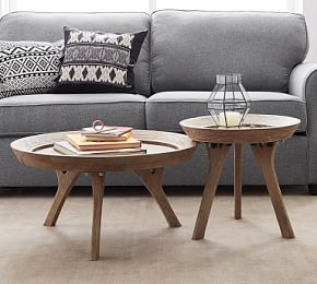 Brooklyn Bunching Coffee Table Coffee Table Quality Living Room Furniture Round Coffee Table