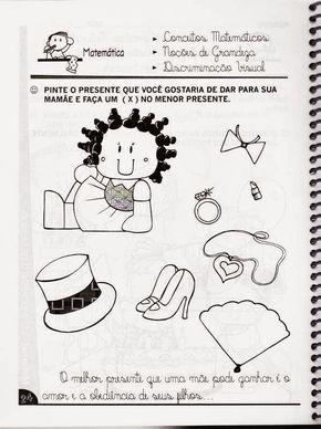 Atividades Educacao Infantil 2 A 3 Anos Com Imagens Atividades