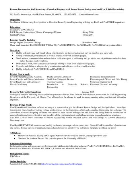 Resume Objective Sample Resume Resume Examples 2019 Functional Resume Template 796 Electric