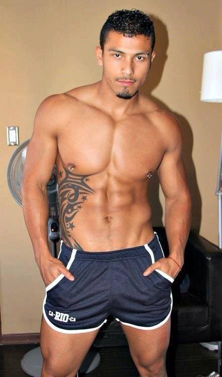 Sexy Gay Latino