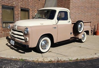 Manual Trucks For Sale >> 1955 Dodge Pickup Truck Job Rated Deluxe V8 4spd Manual