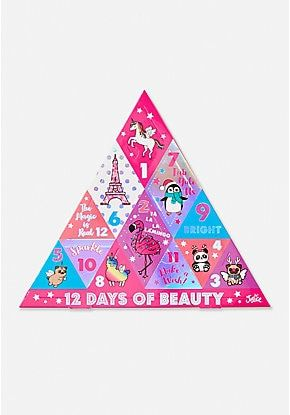 12 Days Of Beauty Advent Calendar Trendy Kids Outfits Tween Girls Tops Tween
