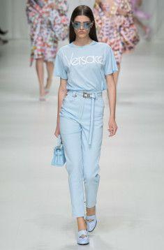 Versace весна-літо 2018