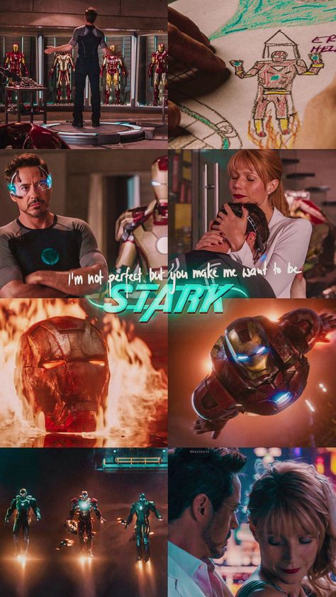 Iron Man 3 | by @kasibele