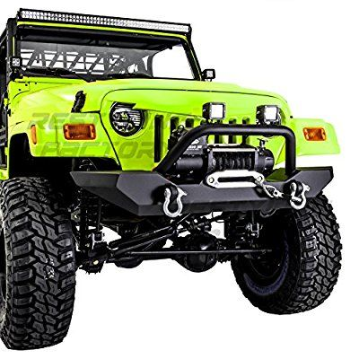 Amazon Com Restyling Factory 97 06 Jeep Wrangler Tj Rock Crawler