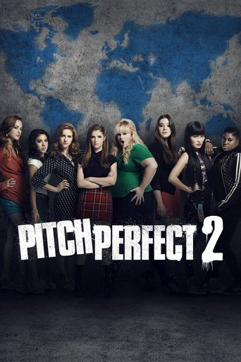Pitch Perfect 2 (2015) We're back pitches, movie trailers, posters, wallpapers, film facts, ratings, cast, crew, and similar movies.