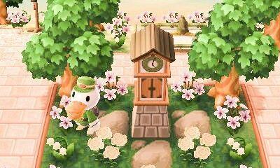 How To Build An Outdoor Z How To Build An Outdoor Z In 2020 Animal Crossing Wild World Animal Crossing 3ds Animal Crossing