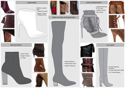 F/W women's trends: Native Folk - accessories foot wear