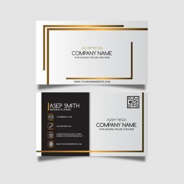 Elegant Business Card Elegant Business Cards Business Cards Vector Templates Vector Business Card