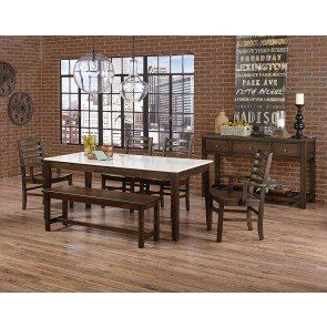 Magnolia Manor Dining Room Set W 108 Inch Table Round Dining