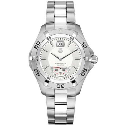 TAG Heuer Men's WAF1011.BA0822 Aquaracer Grande Date Watch by TAG Heuer @ TAG-Heuer-Watches .com