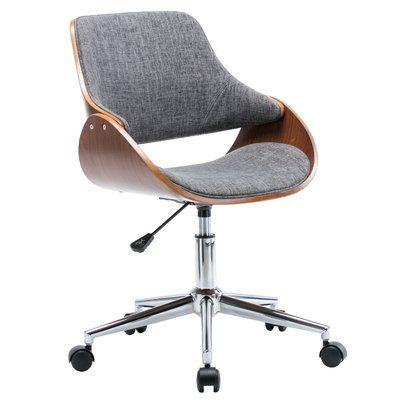 George Oliver Dimatteo Task Chair Wayfair Modern Desk Chair Cheap Office Chairs Office Chair