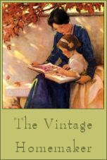The Vintage Homemaker: Sustainable Living - This is a great website on old-fashioned responsible homemaking.  Enjoy learning the secrets of our grandparents.