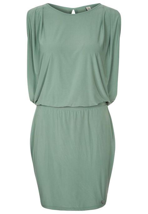 Amy Gee - Jersey dress - green