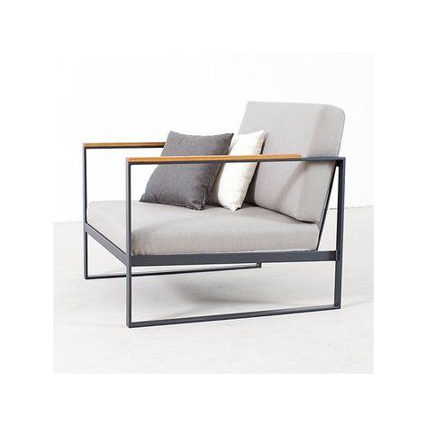 Sedie Da Esterno Design.Poltrona Garden Easy Nel 2020 Design Di Mobili Sedie Da