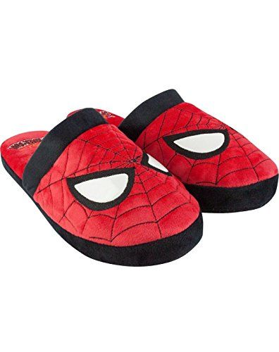 Spider-man slippers Please support me
